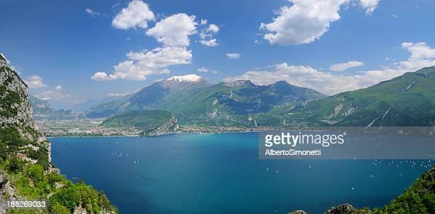 北ガルダ湖(イタリア)
