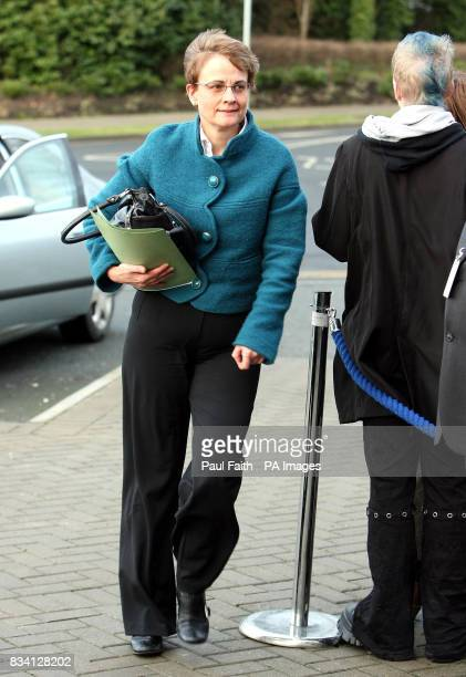 Northern Ireland Social Development Minister Margaret Ritchie arrives in Dundalk for the North South Ministerial Council meeting Dissident...