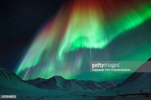 Northern Lights above Alaska
