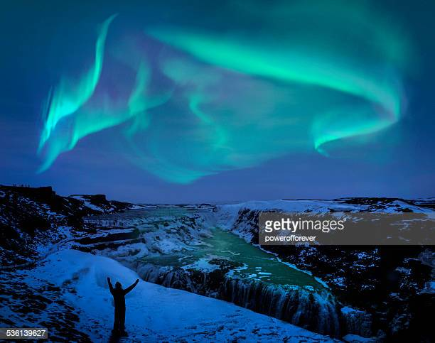 Northern Lights de l'Islande