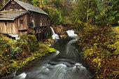 Northwestern grist mill