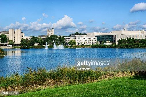 Northwestern University campus