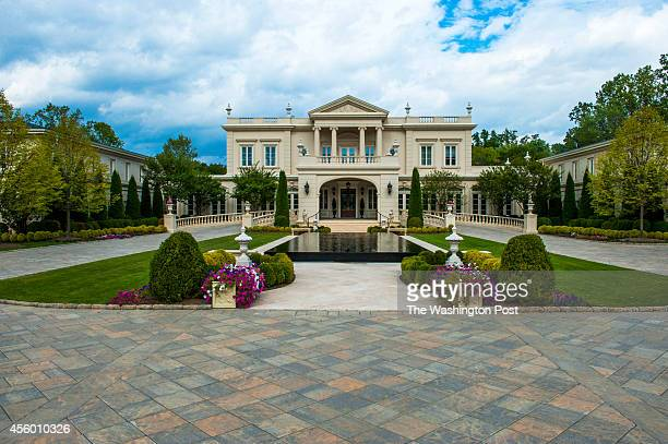 Norton Manor the 37000 square foot home of Frank Islam and his wife Debbie Dreisman is a French Chateau inspired home that took six years to complete...