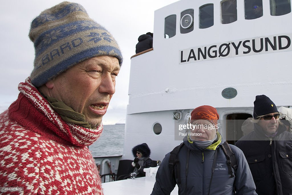 SVALBARD, Norway--Norway is spending billions of dollars of its offshore oil wealth on new housing, technology and other support for a rapidy aging population. August 25, 2014.