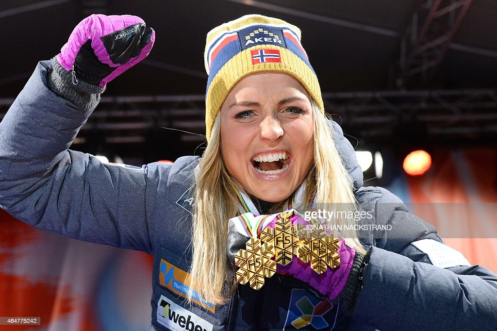 Therese Johaug | Getty Images
