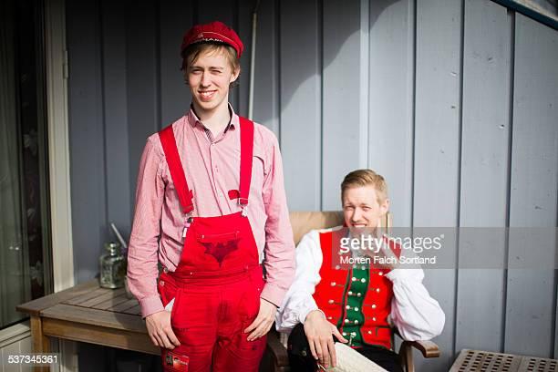 Norwegian Brothers
