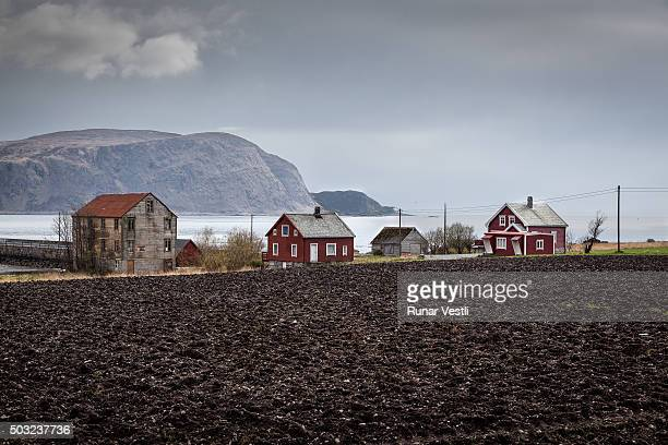 Norwegian coastal scenery