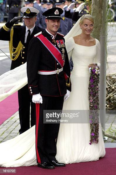 norwegian royal wedding pictures getty images