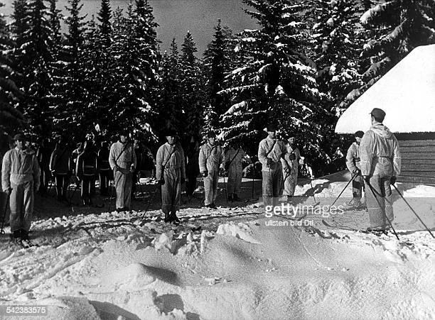 Norwegische Widerstandsbewegung im Zweiten Weltkrieg Ausbildung von Widerstandskämpfern oJ