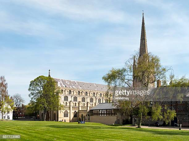 Norwich Cathedral Close and refectory