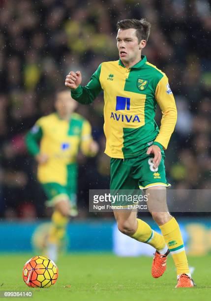 Norwich City's Jonny Howson