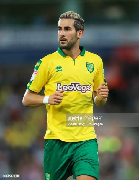 Norwich City's Mario Vrancic