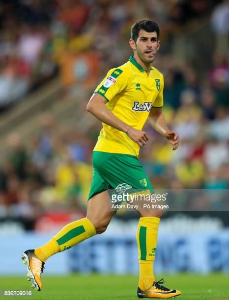 Norwich City's Nelson Oliveira