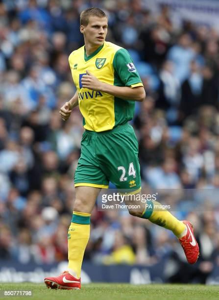 Norwich City's Ryan Bennett