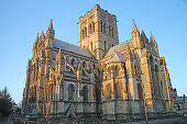 Norwich Roman Catholic Cathedral in England