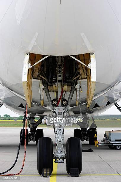 Gran alcance de velocidad de aviones