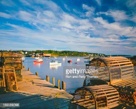 Nostalgia in New England (P)