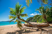 Nosy Iranja the beautiful little island of Madagascar made up of two islands