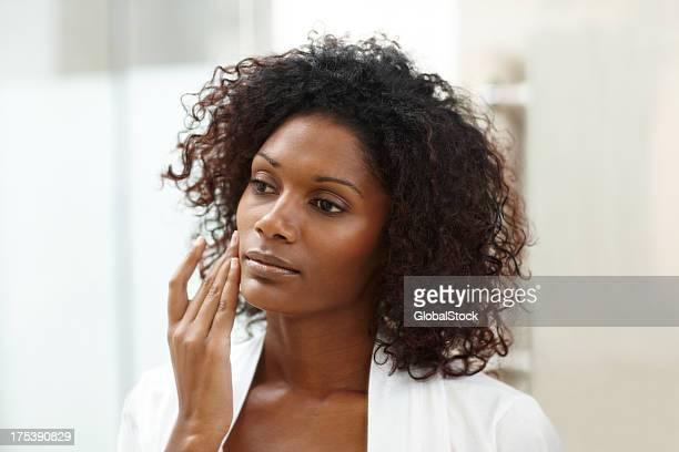 Ce n'est pas un problème au regard-& de beauté pour la peau