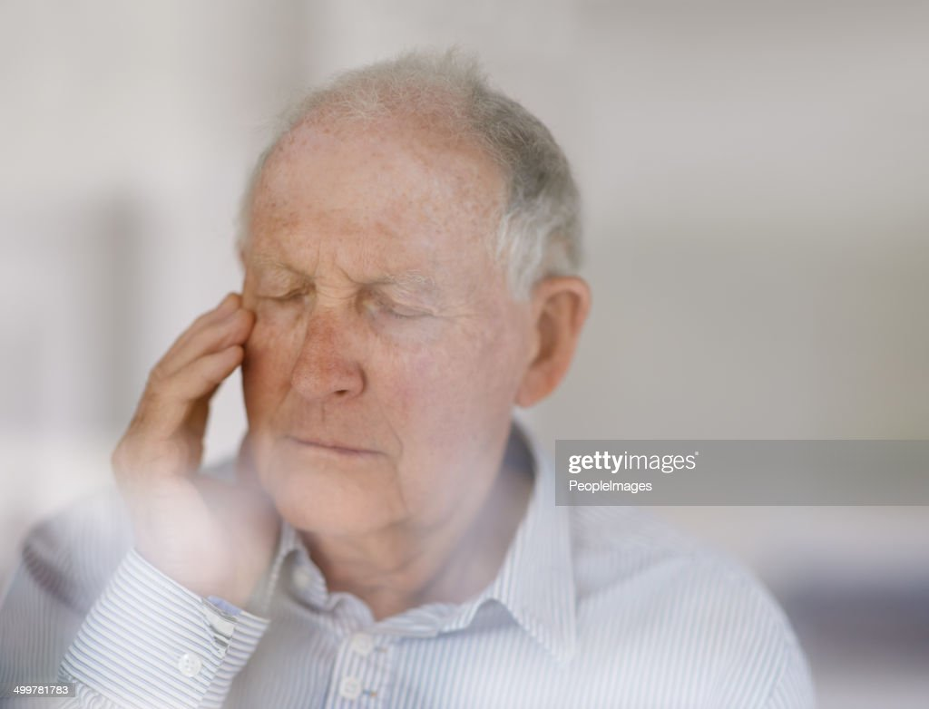 Not all memories are pleasant : Stock Photo