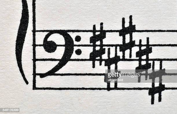note bass clef