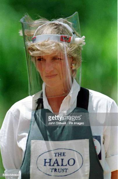 This picture transmitted 17 August 1998 to accompany package of stories in advance of the first anniversary of the death of Diana Princess of Wales