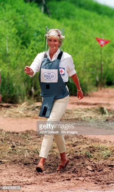 This picture transmitted 17 August 1998 to accompany package of stories in advance of the first anniversary of the death of Diana Princess of Wales...