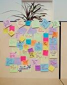 Notes on Bulletin Board