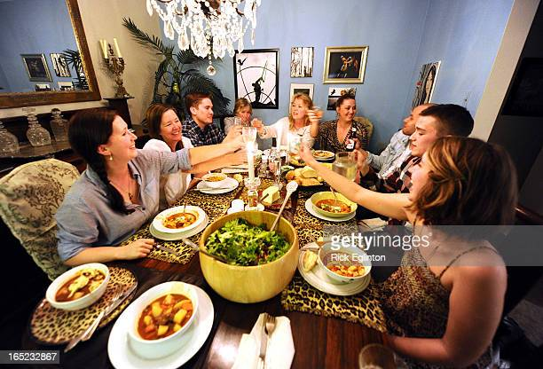 NOTEthis is a follow up piece on the Star's story on the death of ShelaghShelagh's family gather for a family dinner like the kind the family had...
