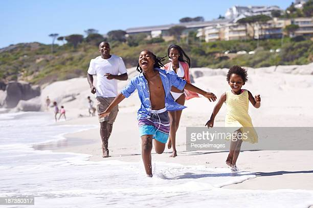 Nothing beats a family vacation!