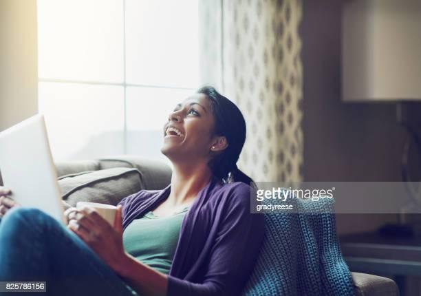 Nada mejor que una risa para inspirar relajación