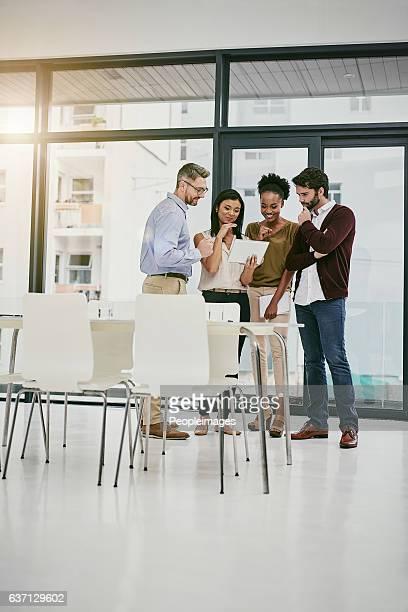 Nothing inspires productivity like effective teamwork