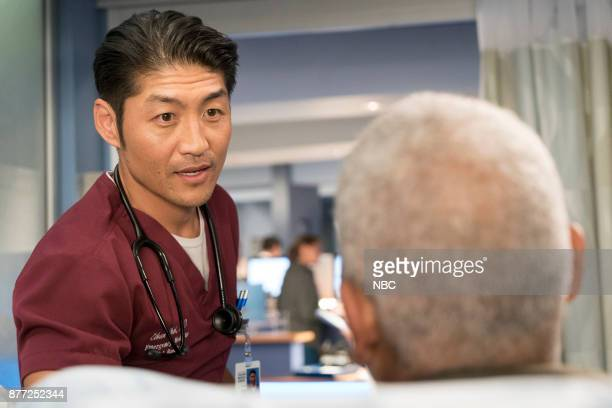 MED 'Nothing to Fear' Episode 302 Pictured Brian Tee as Ethan Choi