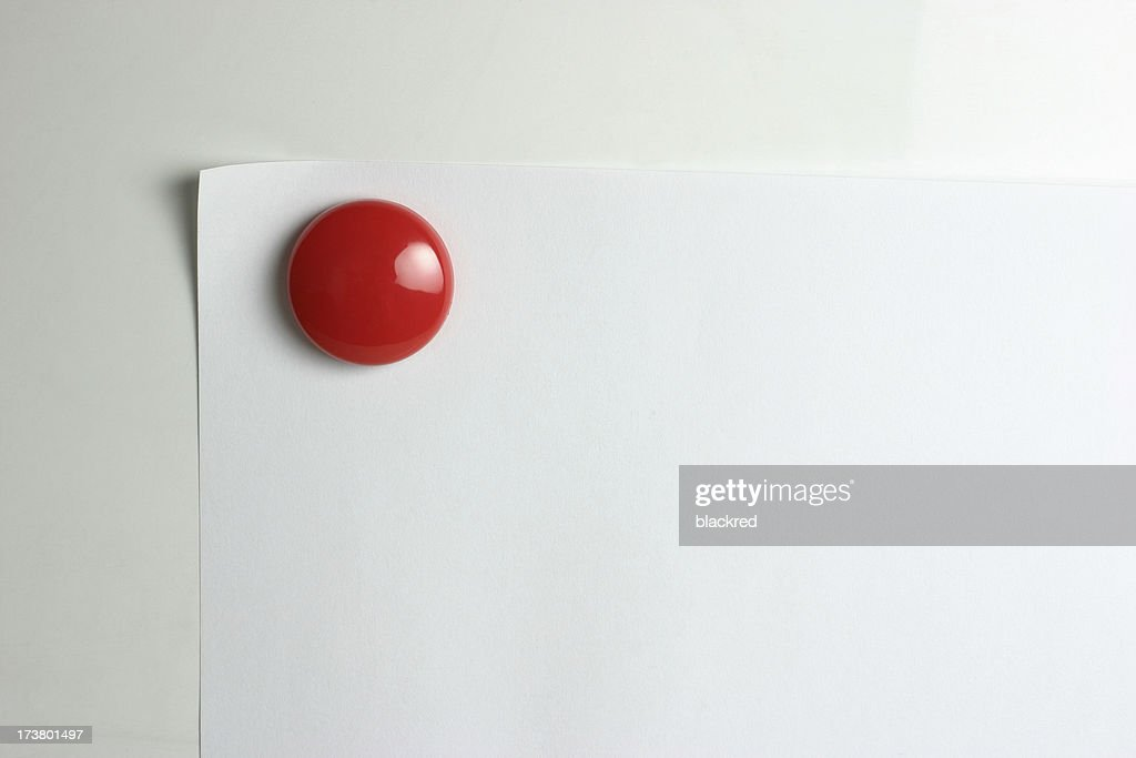 Notice Board : Stock Photo