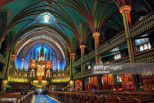 Kathedrale Notre-Dame in Montreal, Kanada