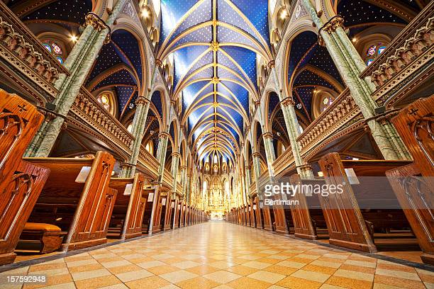 Notre Dame Cathedral Ottawa