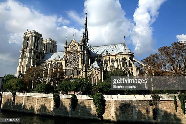Kathedrale von Notre Dame Paris, Frankreich