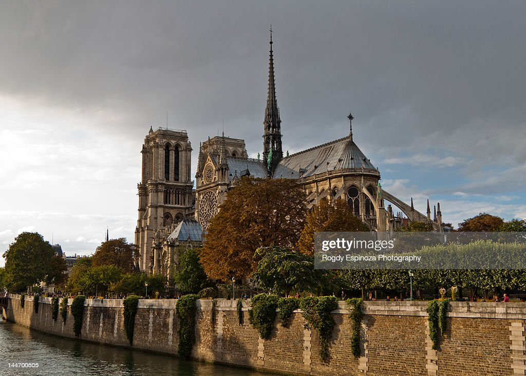 Notre Dame Cathedral : Stock Photo