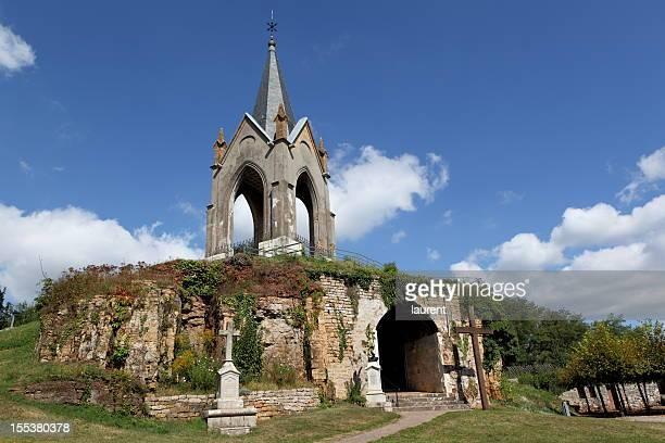 Notre Dame de la Motte in Vesoul, France