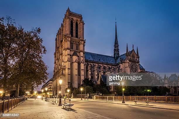 Notre-Dame, Paris et la Seine