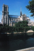 NotreDame Cathedral Paris IledeFrance France 12th14th century