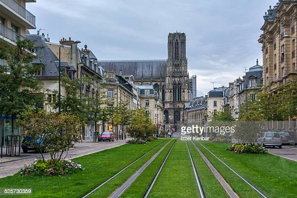 Notre-Dame of Reims Cathedral, France