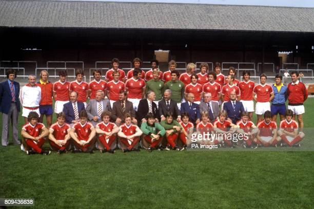 Nottingham Forest squad for the 197879 season Peter Withe David Needham Viv Anderson Colin Barrett Kenny Burns Tony Woodcock Stuart Gray and Simon...