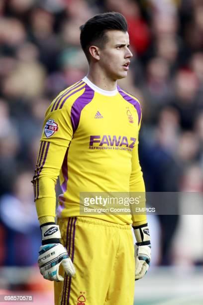 Nottingham Forest's Karl Darlow