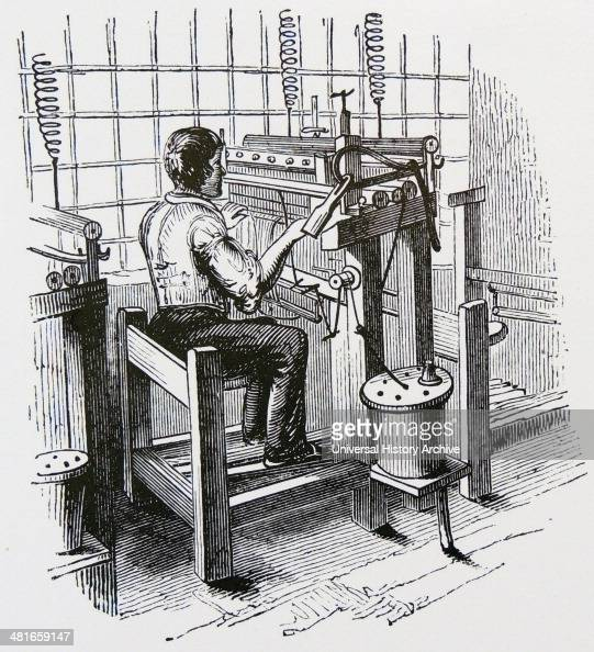 Knitting Equipment London : Industrial knitting machine stock photos and pictures