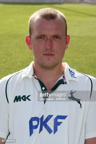 Nottinghamshire's Luke Fletcher