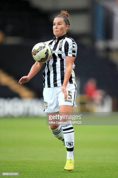Notts County Ladies' Amy Turner