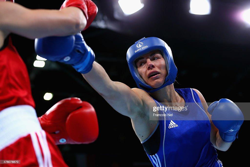 Boxing - Day 10: Baku 2015 - 1st European Games