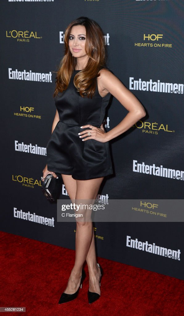 <a gi-track='captionPersonalityLinkClicked' href=/galleries/search?phrase=Noureen+DeWulf&family=editorial&specificpeople=666337 ng-click='$event.stopPropagation()'>Noureen DeWulf</a> attends the 2014 Entertainment Weekly Pre-Emmy Party at Fig & Olive Melrose Place on August 23, 2014 in West Hollywood, California.