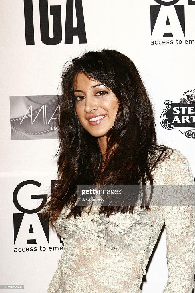 "2005 Sundance Film Festival - ""Gen Art Party"""